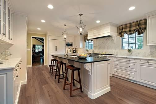 Wood Floor Kitchen   Flooring Quality Flooring Ideas Installation Flooring America